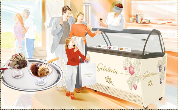 Dedicatoalle gelaterie