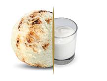 Yogurt greco& miele